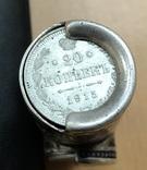 Серебряная копилка для монет. 84 проба, эмали. 83,6 грамм. photo 6