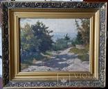 Пейзаж подпись ПК 77 год photo 1