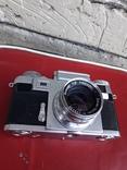 Фотоапарат contax