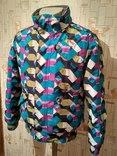 Куртка лыжная PROTEST мембрана, тинсулейт на рост 164