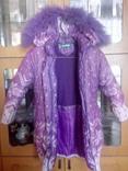 Куртка на девочку под мелкий ремонт