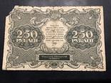 250 рублей 1922, фото №3