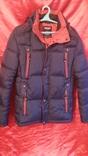 """Пуховое пальто:""""G.N.C. DESIGN-WEAR GASUAL"""". Кол.-1шт."""