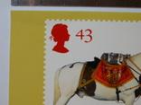 Открытка Великобритания (43), фото №3