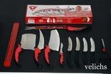Набор ножей Contour Pro Knives + магнитный держатель