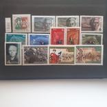 1968г. Полный годовой набор марок и блоков + альбомчик
