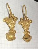 Византийские золотые колты