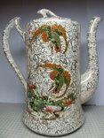 Чайник до 1940г., Phoenix ware tf&s ltd, Арт-деко, 19 см.
