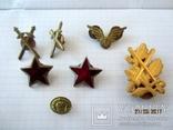 Знаки и звёзди Вооружённых сил Югославии (1946—1991), фото №2