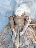 Старинная самоварная кукла