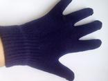 Перчатки женские утепленные