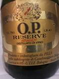 Бренді ОRO Pilla Reserve 40 gr 0.750lt 1980+-pik photo 7