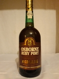Porto Osborne Rubi Port liquoroso 20gr 0.750lt photo 1