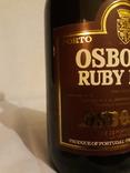 Porto Osborne Rubi Port liquoroso 20gr 0.750lt photo 6