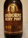 Porto Osborne Rubi Port liquoroso 20gr 0.750lt photo 7