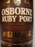 Porto Osborne Rubi Port liquoroso 20gr 0.750lt photo 10
