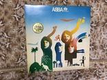 Виниловая пластинка ABBA THE ALBUM 1977 EPIC MADE IN ENGLAND № EPC 86052