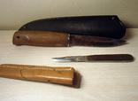 Нож финский Кизляр и старинный нож
