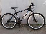 Велосипед 26 MIG(диск) алюмін. рама вир. Німеччина(стан нового).