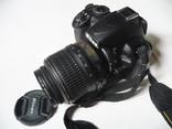Зеркальный фотоаппарат Nikon D3100 dx swm vr aspherical Отличный