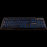 Клавиатура Logicpower LP-KB 051 черная, подсветка, USB
