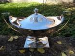 Велика срібна супниця - Лондон 1801 рік