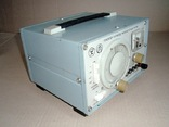 Генератор сигналов низкочастотный Г3-36А рабочий