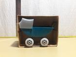 Коляска для куклы в коробке