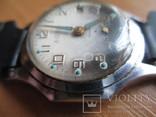 """Часы """"Восток"""", на ходу, механизм 000010. photo 3"""