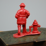 Фигурка Пожарный, фото №3