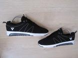 Модные мужские кроссовки в хорошем состоянии