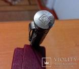 Ручка з написом завод імені Кірова, фото №5