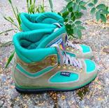 Фирменные ботинки Dolomite, натуральная замша, 40 р.