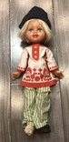 Кукла паричковая в национальной одежде