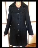 Стильное пальто, новое, Франция