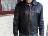 Куртка из натуральной кожи Diesel