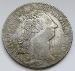 1/3 талера 1774а, короля Пруссии  Фридриха ., фото №2