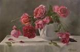 """""""Розы""""40х60 см, х/м, Костенко А.С."""