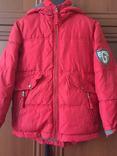 Зимняя куртка GapKids 8-9, супер легкая и супер теплая.