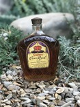 Виски Seagram's Crown Royal 1968г