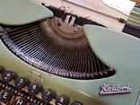 Старинная печатная машинка., фото №8