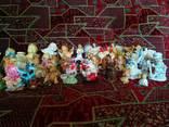 Сувениры от Санта Клауса (58 шт), фото №12