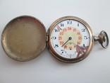 Немецкие карманные часы Junghans