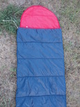 Летний спальный мешок  (Лот№12а)
