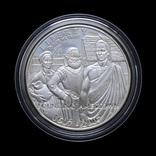 1 Доллар 2007 Джеймстаун, США