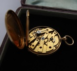 Золотые карманные часы Vasheron Constantin ранние