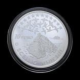 10 Евро 2008 Остров Скеллиг-Майкл (Серебро 0.925, 28.28г), Ирландия