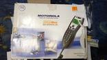Мобильный телефон Motorola M8989 полный комплект новый, фото №7