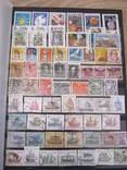 Альбом з марками.Марок 850 шт. photo 5