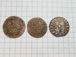 Монеты 3 штуки